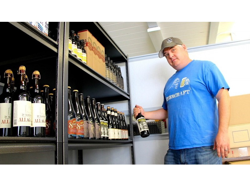 Rohnert park owners expand beercraft tap room to novato for Beer craft rohnert park