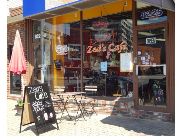 foodie news near silver spring zed 39 s cafe new shops in wheaton mall
