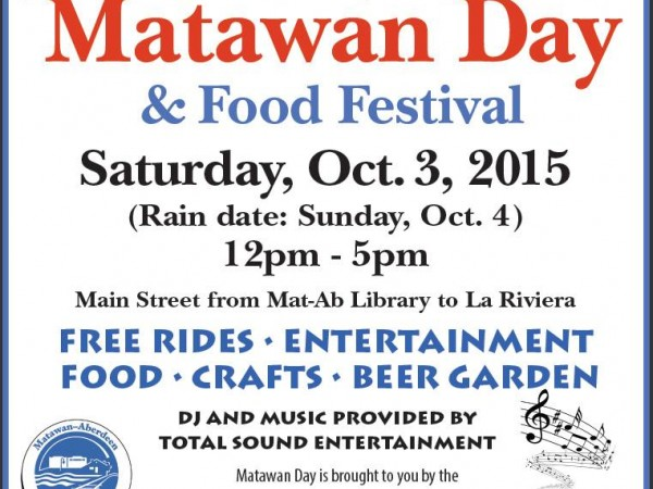 Matawan Day And Food Festival