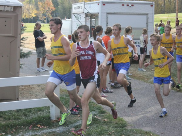 apple valley cross country meet results