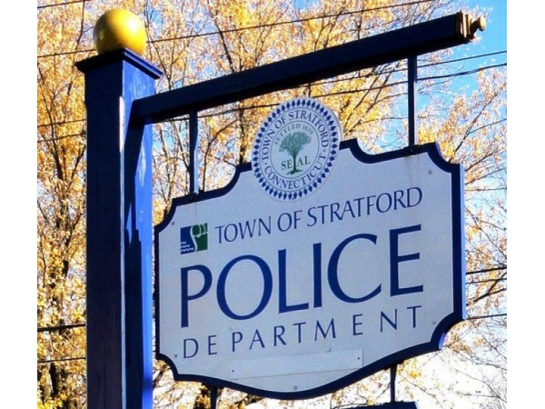 Stratford ct police patch