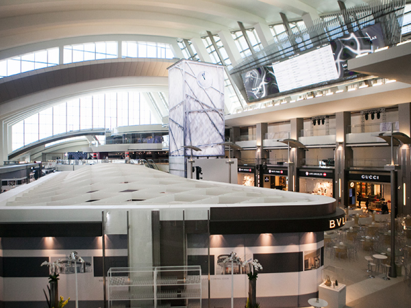 Lax Hiring For Service Jobs At New Tom Bradley