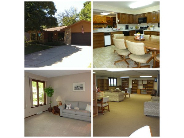 Spacious 4 Bedroom 3 Bath Glen Ellyn Ranch With Full Finished Basement For Sale 399 000