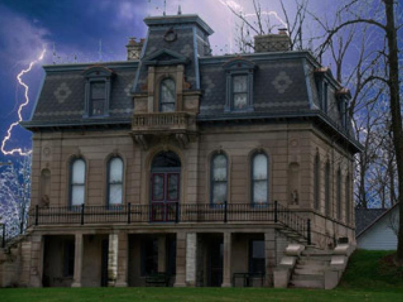 Haunted Places In Rhode Island Newport