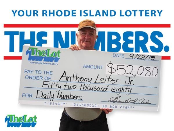Rhode Island Winning Daily Numbers