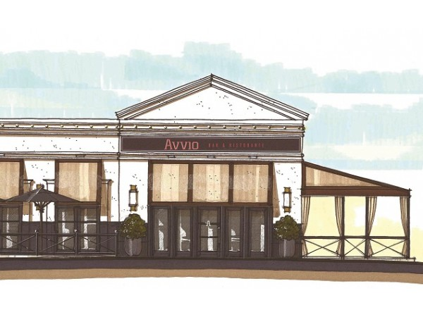 Papa Razzi To Be Reborn As Avvio In Garden City Cranston Ri Patch