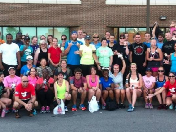 Fayetteville Running Club Gives Back - Fort Bragg, NC Patch