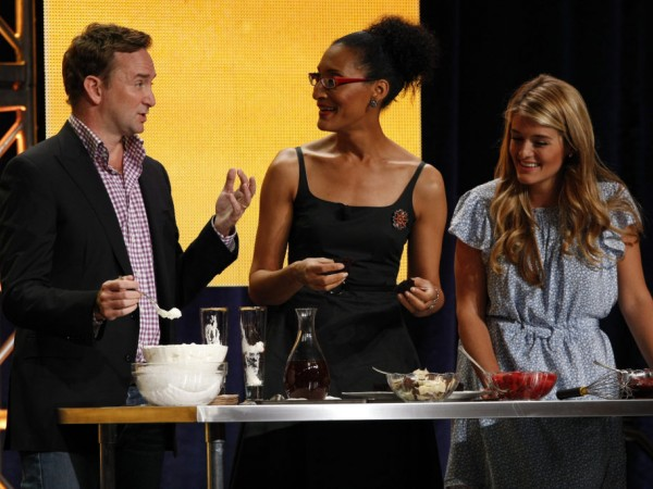 Top chef finalist carla hall chats about her new talk show for Kitchen 482 kensington
