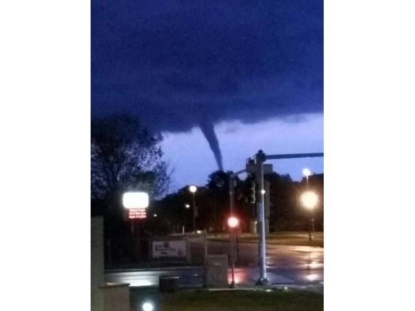 Photos From Storm Damage In Grayslake Lake County
