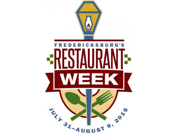 Restaurant Week Fredericksburg Va Summer