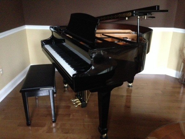 Beautiful Baby Grand Piano For Sale Newtown Pa Patch