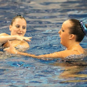 mn state synchronized swimming meet