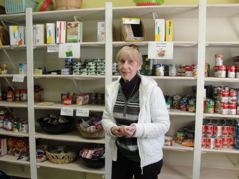 Ecumenical Lay Council Food Pantry Northport