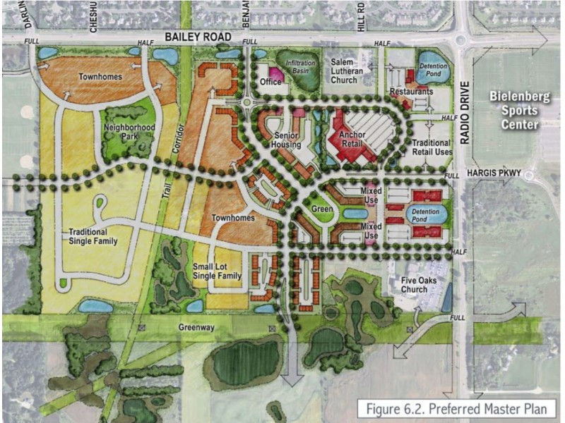 Senior Living Facility Plans To Build Near Bielenberg