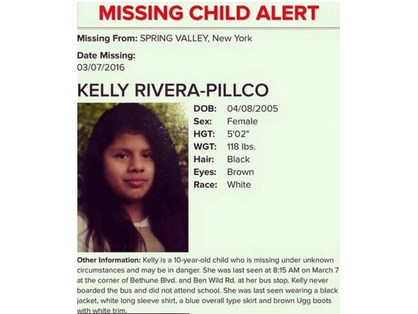UPDATE: Police Say Spring Valley Child is in NYC - Nyack ...