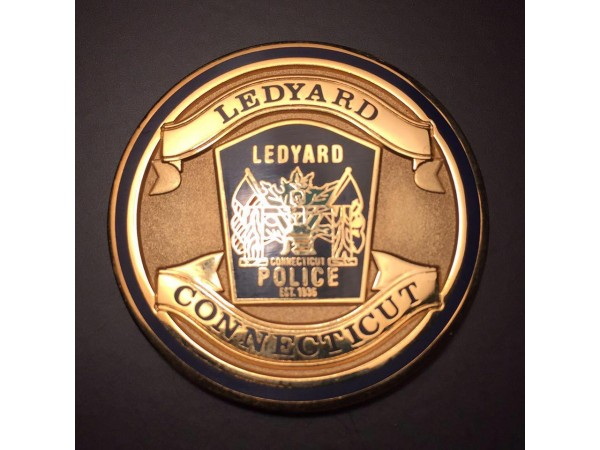 Woman Overdoses Hits Pole With Car In Ledyard Police