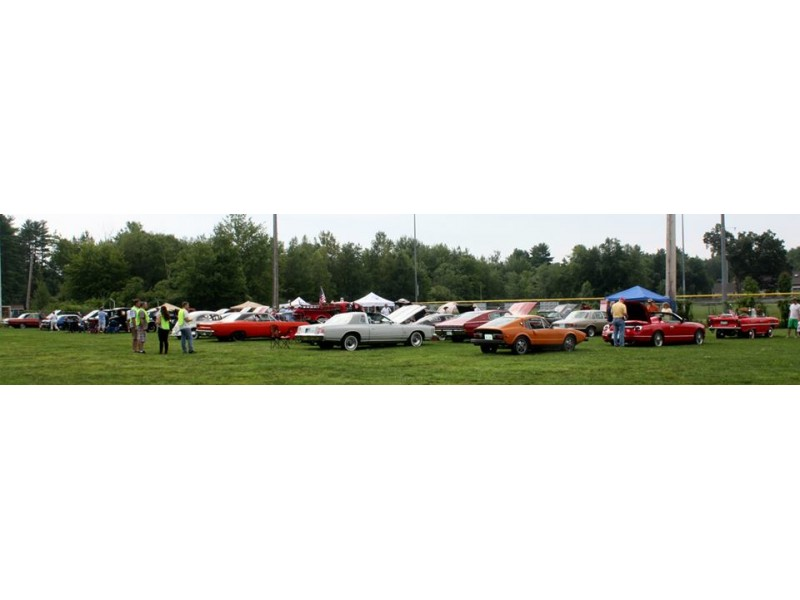 Nh Car Show Bedford