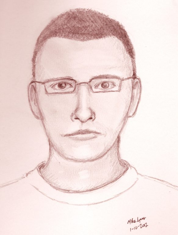 Composite Sketch Released of Attempted Abduction Suspect