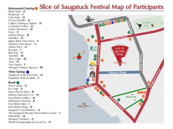 Saugatuck Ct Food Festival