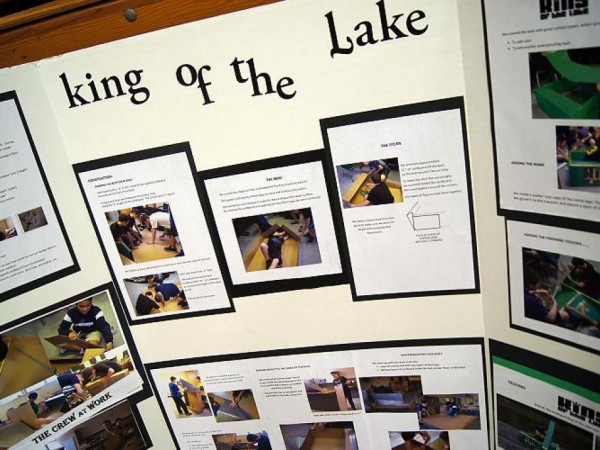 PHOTOS: Lake Riv Students Win OCC Canoe Race - Brick, NJ Patch