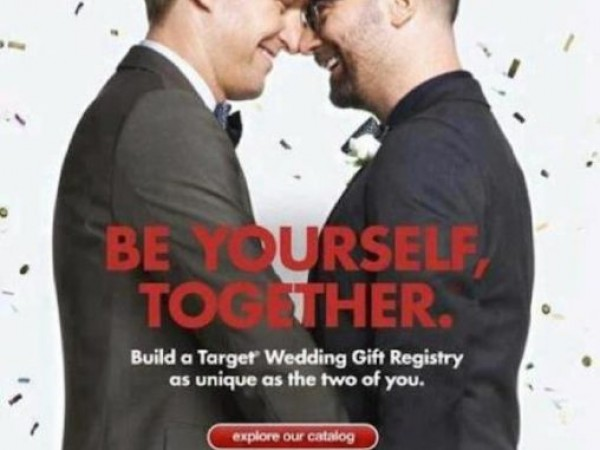 Target Wedding Registry: Target's Gay Wedding Registry Ad Applauded