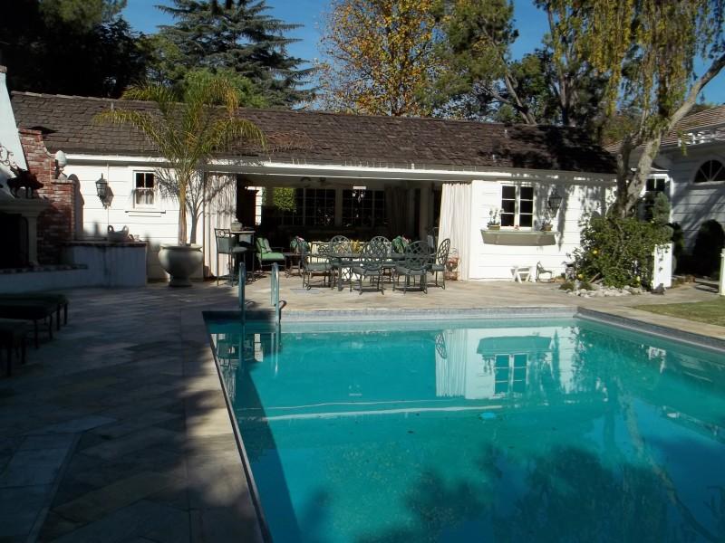 Echo Lake Ca >> Historic Bing Crosby Estate in Toluca Lake Is Sold - North ...