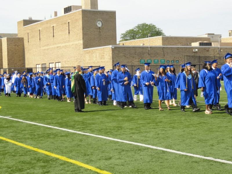 Photos Fordson High School 2012 Graduation Dearborn Mi