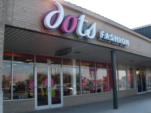 Dots clothing store location