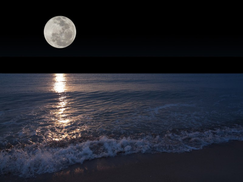 Seaside Heights Offers Full Moon Beach Camping This