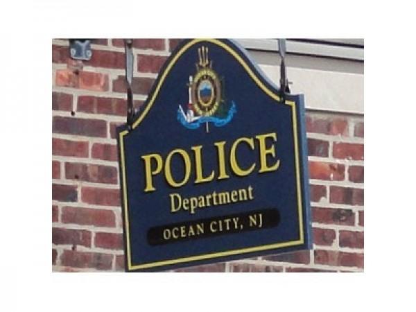 Ocean City Police Weekly Crime Log Aug 9 15 2015