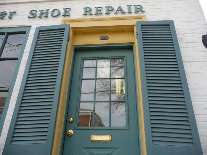 Shoe Repair Haddonfield Nj