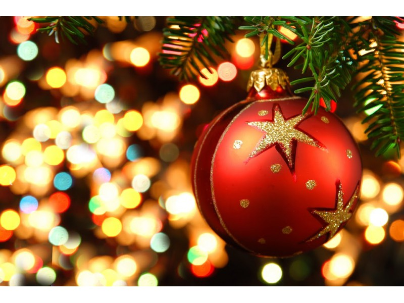 village christmas tree pickup and holiday light recycling program