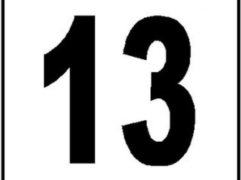 Friday The 13th Bad Luckmyth Or Fact Laguna Niguel Ca Patch