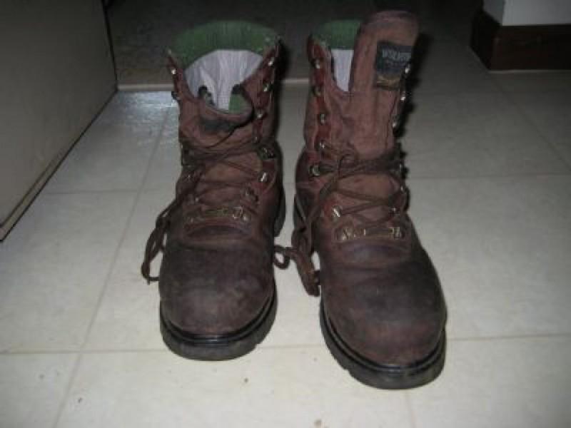 Size 14 Boots at Your Front Door & Burglary Prevention - Studio ...
