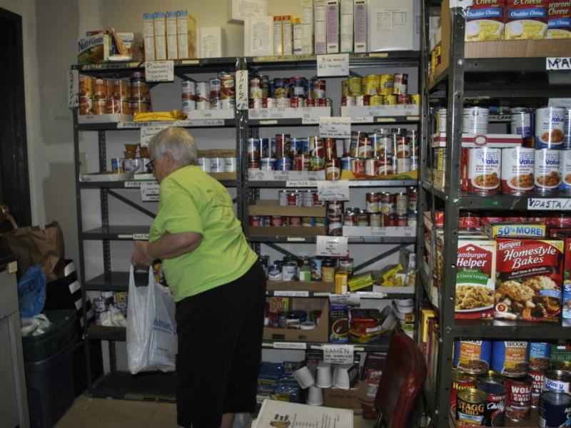 Eureka Food Pantry Lends Help Eureka MO Patch