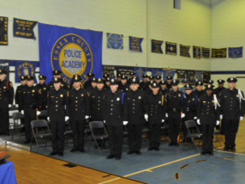 46 Officers Graduate Essex County Police Academy Belleville Nj Patch
