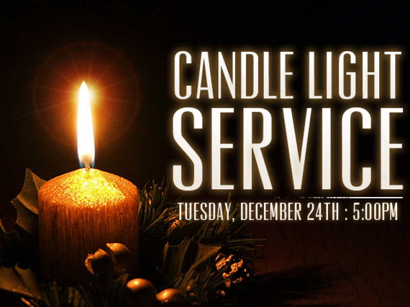 christmas eve candlelight service 0