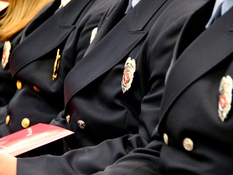 firefighters graduate from bucks county fire academy salisbury pa patch. Black Bedroom Furniture Sets. Home Design Ideas