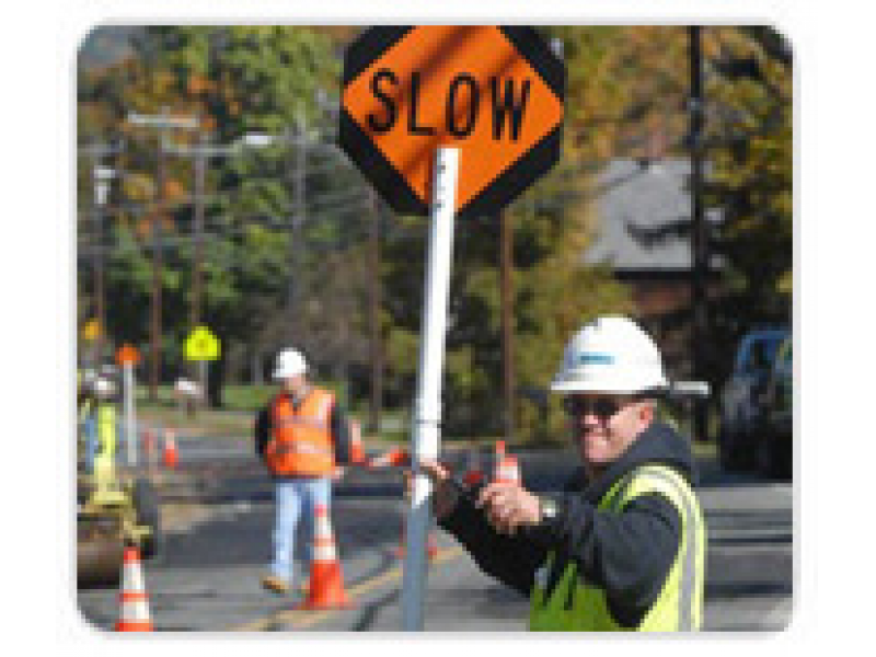 Flagger Certification Training Class Long Beach Ny Patch