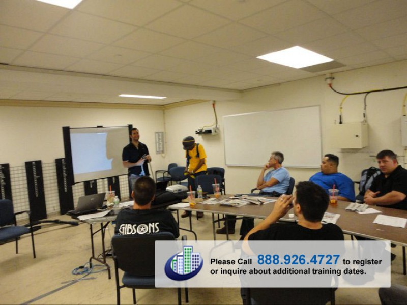 32 Hour Supported Scaffold User Safety Certification Training Course