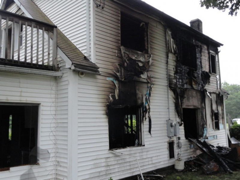 Southington Road Fire Ruled Arson