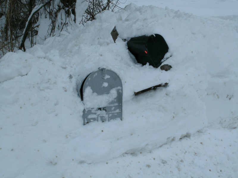 Mail Delivery Will Resume When It S Safe Usps Says Rocky Hill Ct