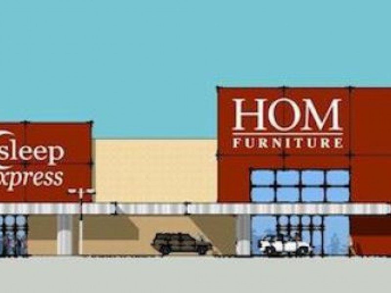 Hom Furniture Taking On Former Lowe S Site In Rogers St Michael Mn Patch