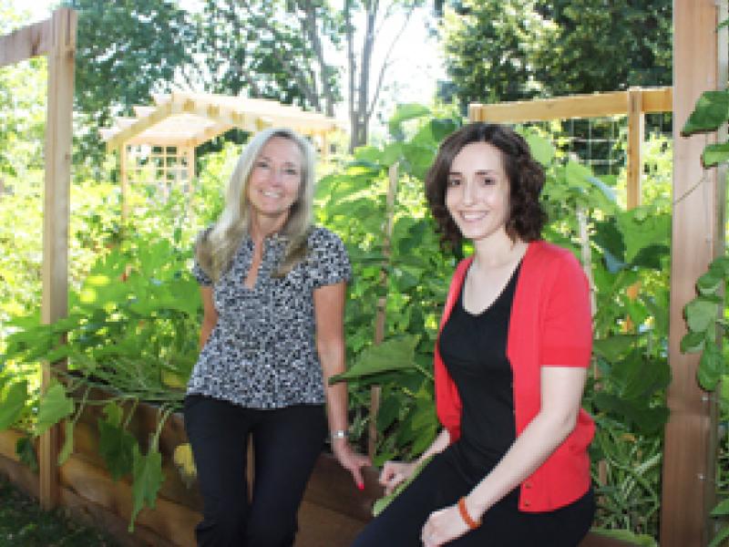 Richfield Church, Fairview Health Garden Paying Dividends Long After ...