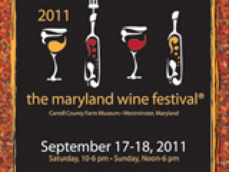 Maryland Wine Festival Poster Design Contest 0