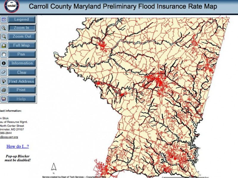 Fema Flood Insurance Quote Amusing New Fema Flood Insurance Rate Maps Issued For Carroll County