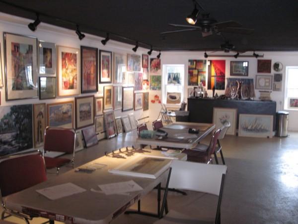 Northville house of art