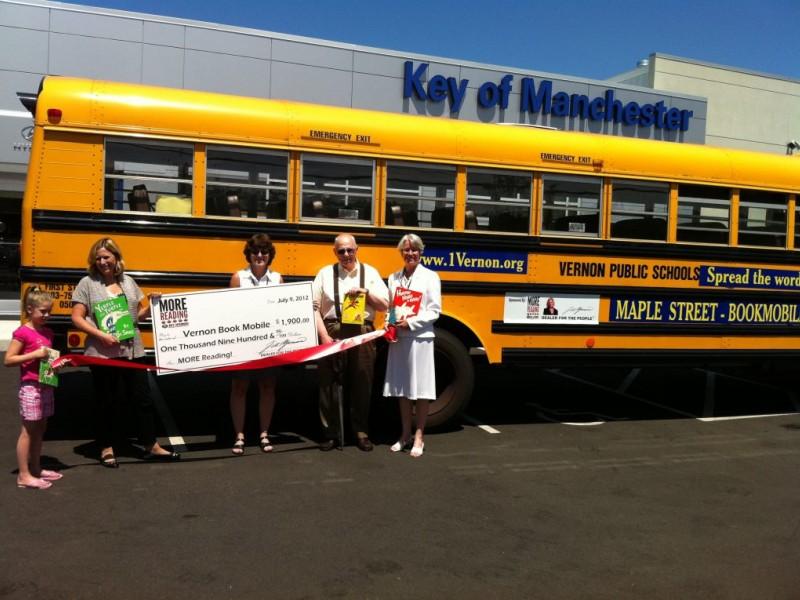 ... Key Hyundai Sponsoring This Summeru0027s Vernon Bookmobile  ...
