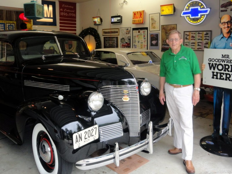Hometown Hero: Bob Sovis Holds Passion for Classic Cars, Community ...