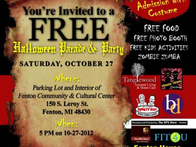 Halloween Fun Facts: Fenton Trick-or-Treating Hours, Events ...